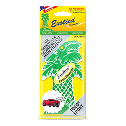 Palm Tree 1-Pack. Polo