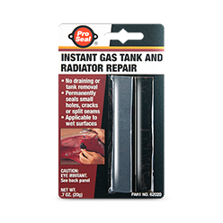 Instant Gas Tank and Radiator Repair