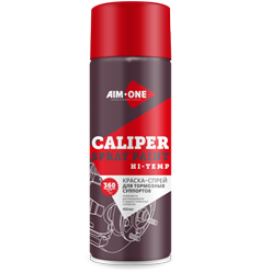Caliper Spray Paint HI-Temp (Red)