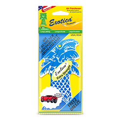 Palm Tree Counter Display 1-Pack. Freeze Breeze
